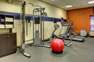 Fitness/ Exercise Room - Hampton Inn Woodruff Road Greenville