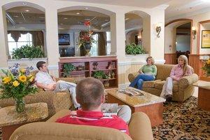 Lobby - Holiday Inn Valdosta