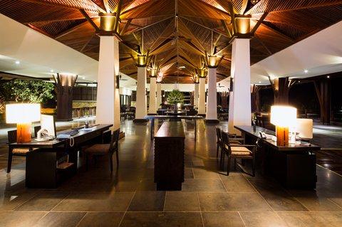 Lobby at Amiana Resort Nha Trang