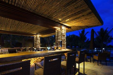 Pool Bar at Amiana Resort Nha Trang