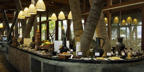 Bacaro Restaurant at Amiana Resort Nha Trang
