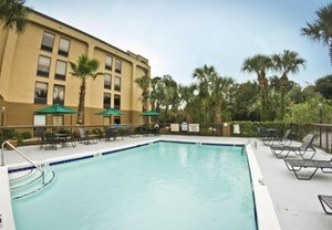 Pool - Hampton Inn Mt Pleasant