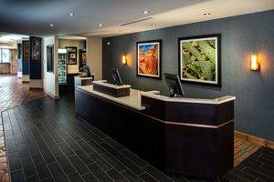 Lobby - DoubleTree by Hilton Hotel Tempe