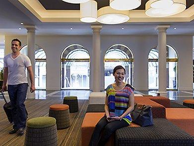 Hotel Novotel Sydney Central