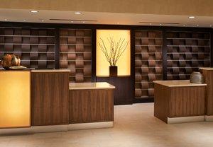 Lobby - Marriott Hotel Downtown Columbia