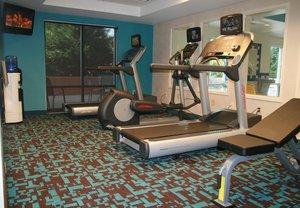 Fitness/ Exercise Room - Fairfield Inn & Suites by Marriott Fultondale