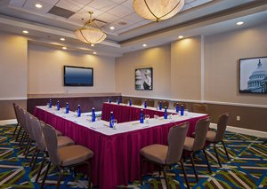 Meeting Facilities - Hilton Garden Inn Downtown DC
