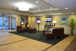 Lobby - Candlewood Suites Greenville