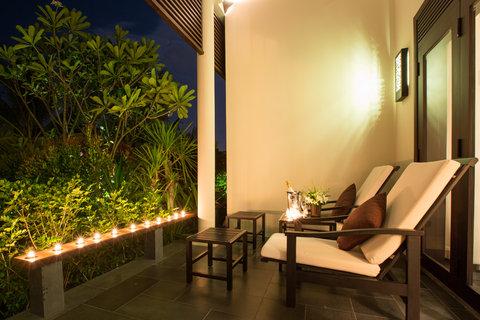 Deluxe Balcony at Amiana Resort Nha Trang