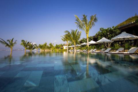 Freshwater Pool at Amiana Resort Nha Trang