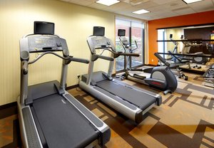 Fitness/ Exercise Room - Courtyard by Marriott Hotel Shadyside Pittsburgh