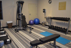 Fitness/ Exercise Room - Candlewood Suites Greenville