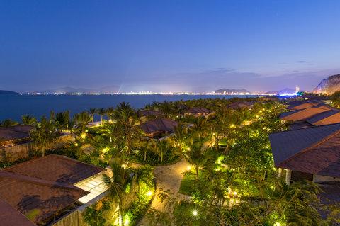 Resort Overview at Amiana Resort Nha Trang