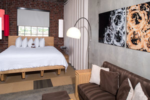 Room - Nylo Hotel Las Colinas Irving