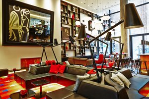 Lobby - citizenM Hotel Times Square New York