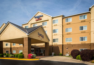 Exterior view - Fairfield Inn by Marriott North Little Rock