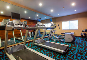 Fitness/ Exercise Room - Fairfield Inn by Marriott North Little Rock