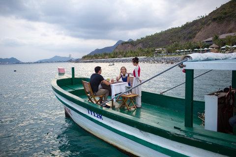 Sunset Cruise at Amiana Resort Nha Trang