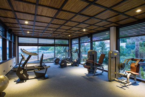 Fitness Room at Amiana Resort Nha Trang