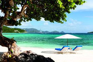 Beach - Ritz-Carlton Hotel St Thomas