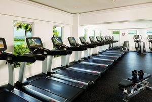 Fitness/ Exercise Room - Ritz-Carlton Hotel St Thomas