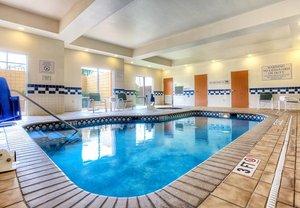 Fitness/ Exercise Room - Fairfield Inn & Suites by Marriott McAllen