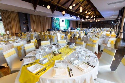 Banquet at Amiana Resort Nha Trang