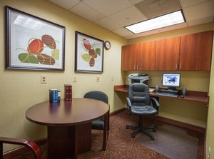 Conference Area - Hampton Inn & Suites Spartanburg