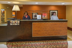 Lobby - Hampton Inn & Suites Spartanburg
