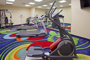 Fitness/ Exercise Room - Holiday Inn North Round Rock