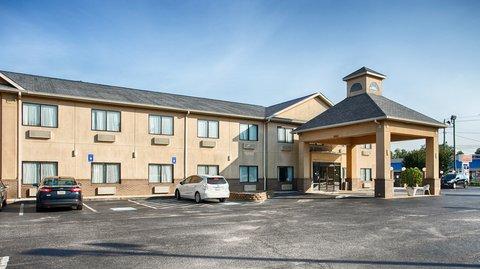 Best Western Executive Inn - Waynesboro