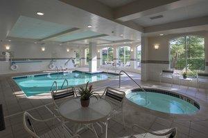 Pool - Hilton Garden Inn Madison