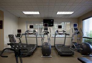 Fitness/ Exercise Room - Hilton Garden Inn Madison