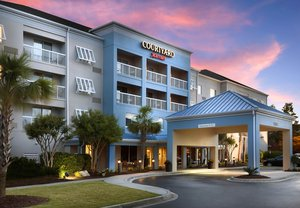 Exterior view - Courtyard by Marriott Broadway Hotel Myrtle Beach