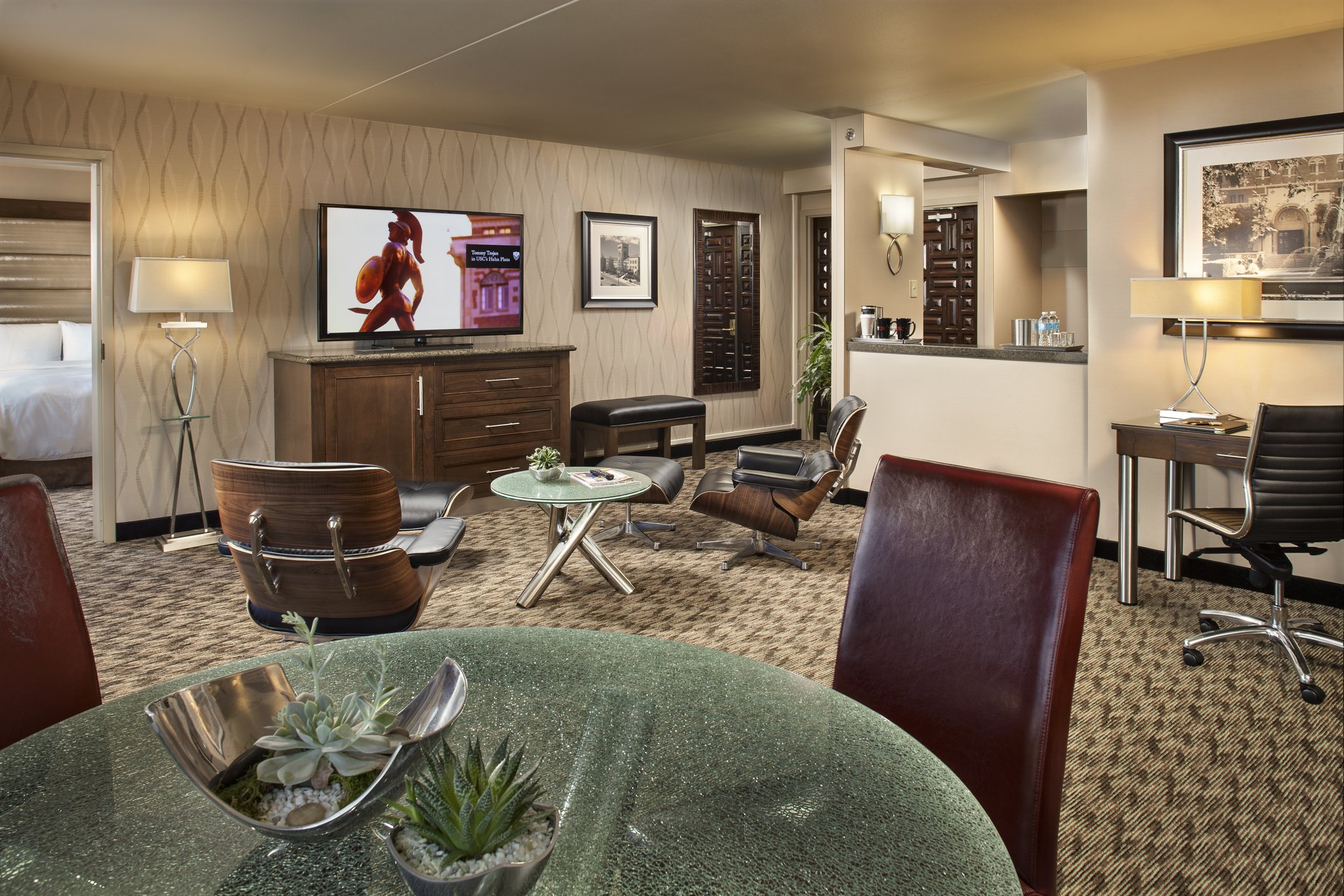 Meetings and Events at Radisson Hotel Los Angeles Midtown at USC ...