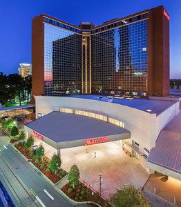 Exterior view - Marriott Hotel Little Rock