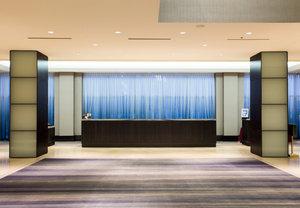 Lobby - Marriott Hotel Little Rock
