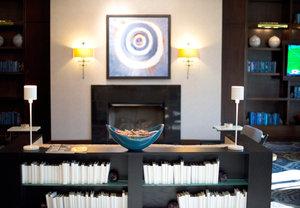 Bar - Marriott Hotel Little Rock