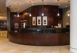 Lobby - Courtyard by Marriott Hotel Columbia