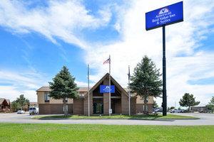 Exterior view - Americas Best Value Inn & Suites Fort Collins