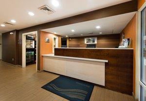 Lobby - Fairfield Inn by Marriott Orangeburg