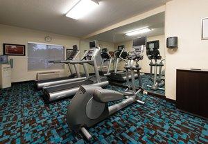 Fitness/ Exercise Room - Fairfield Inn by Marriott Orangeburg