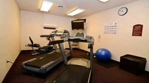 Fitness/ Exercise Room - Holiday Inn Express Hotel & Suites Fort Atkinson