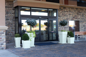 Exterior view - Holiday Inn Express Hotel & Suites Hospital Springfield