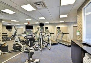 Fitness/ Exercise Room - Residence Inn by Marriott O'Fallon