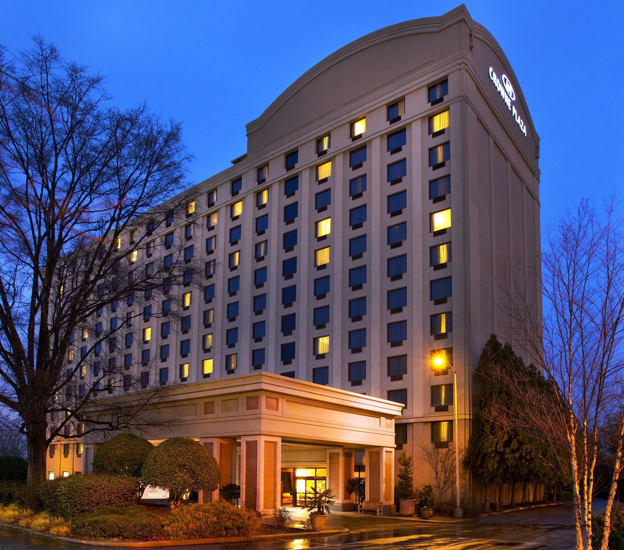 Meetings And Events At Crowne Plaza Hotel Atlanta Airport Atlanta