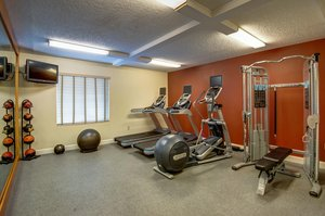 Fitness/ Exercise Room - Hilton Garden Inn Historic District Tampa