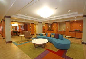 Lobby - Fairfield Inn & Suites by Marriott Whiskey Road Aiken