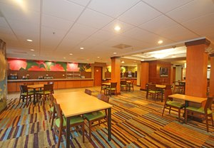 Restaurant - Fairfield Inn & Suites by Marriott Whiskey Road Aiken