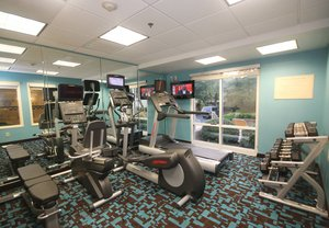 Fitness/ Exercise Room - Fairfield Inn & Suites by Marriott Whiskey Road Aiken